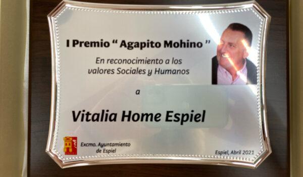 I Premio Agapito Mohino