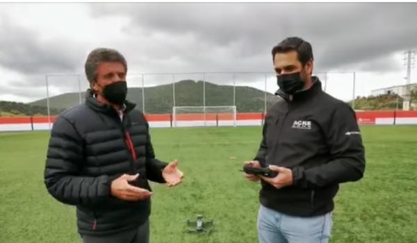Espiel obtiene un dron inteligente para la búsqueda de personas