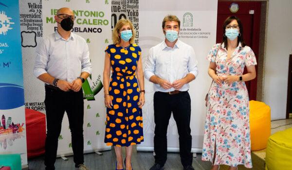 La Junta oferta el ciclo de Enseñanza y Animación Sociodeportiva en Pozoblanco (Córdoba)