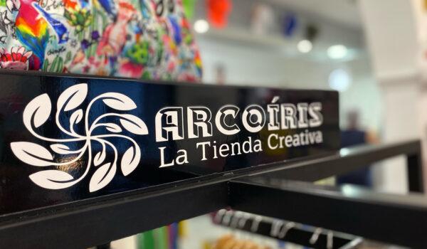 La tienda Creativa, Arcoíris, abre sus puertas en Espiel