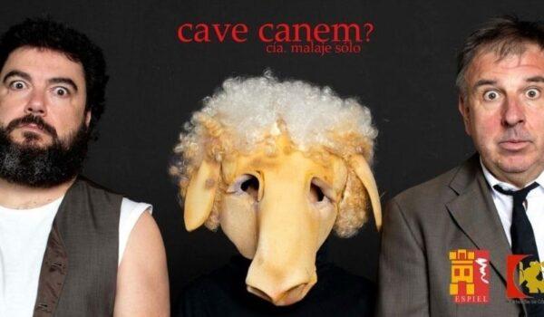 El Teatro Cave Canem? Llega a Espiel